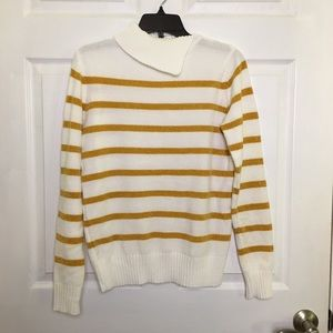 NWT ENGLISH FACTORY Chenille Pullover Sweater